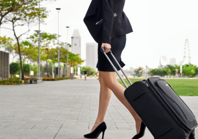 Business Travel Is on the Rise Again
