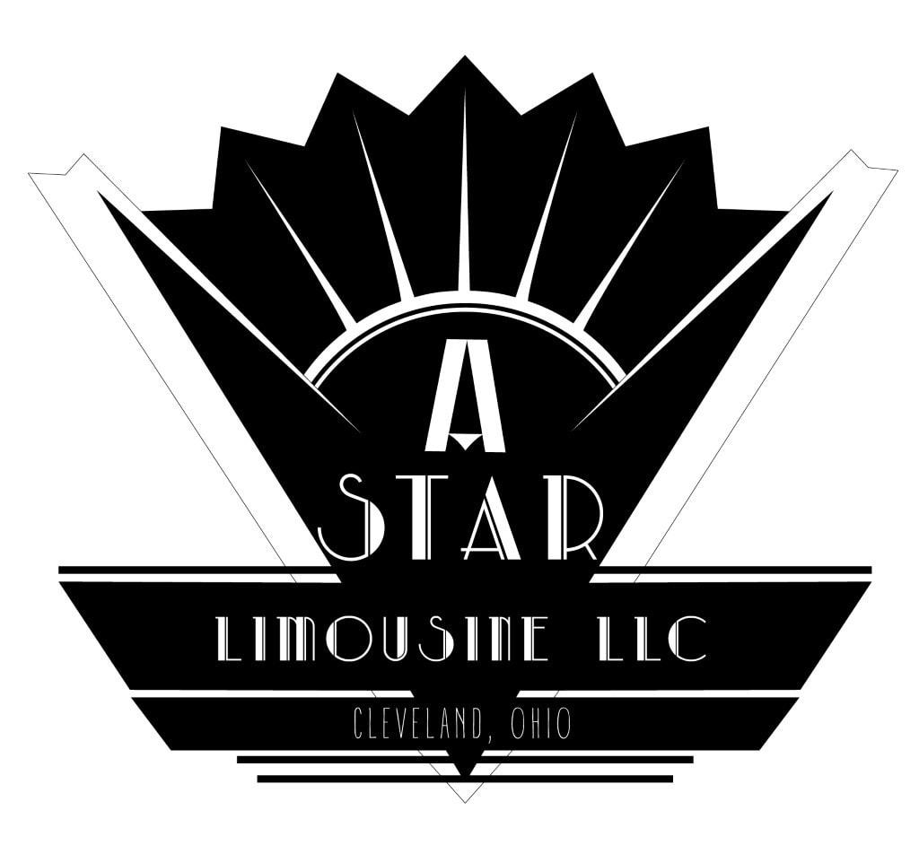 limousine logo for metro cars service