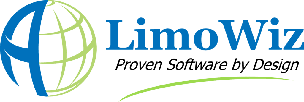 LimoWiz online reservations system logo